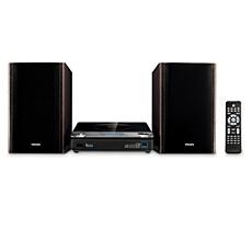 BTM177/12  Microcadena Hi-Fi