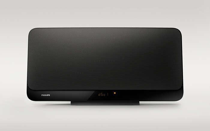 ご家庭でのリスニングに合った Hi-Fi ステレオサウンド