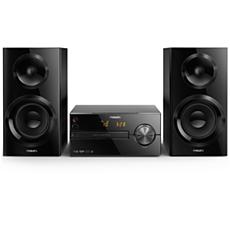 BTM2560/12 -    Sistema musicale micro