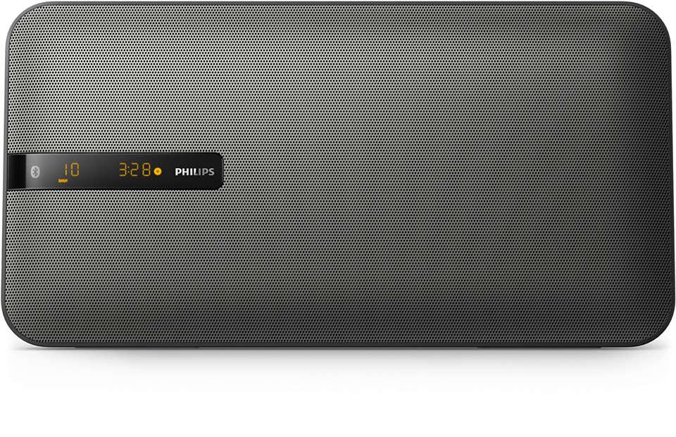 Στερεοφωνικός ήχος Hi-Fi που ταιριάζει στο σπίτι σας