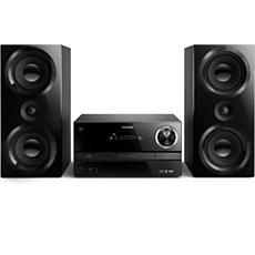 BTM3360/12  Sistema musicale micro