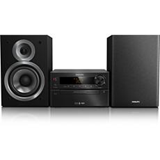 BTM5120B/12 -    Mikro mūzikas sistēma