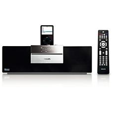 BTM630/12  zestaw audiowizualny ze stacją dokującą