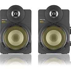 BTS3000G/10  Kabellose Stereo-Lautsprecher mit Bluetooth