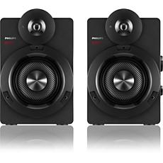 BTS5000B/10 -    Kabellose Stereo-Lautsprecher mit Bluetooth