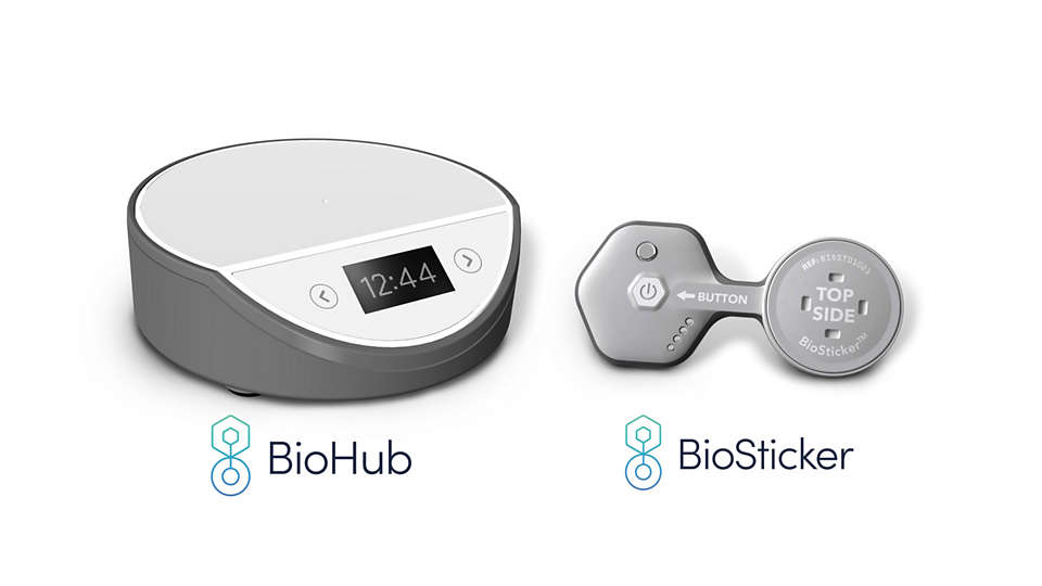 BioSticker and BioHub