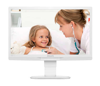 Enostavna uporaba z zaslonom USB