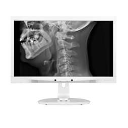 Brilliance LCD-monitor met Clinical D-beeld