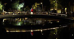 Daha güvenli bir şehir için akıllı aydınlatma
