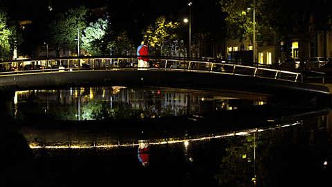 Chytré osvětlení pro bezpečnější město