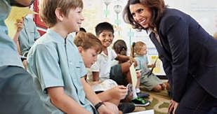 Enlightened Children in Dubai schools
