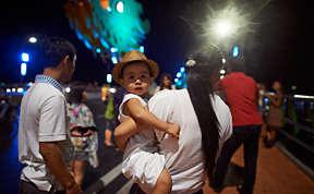 Enlightened family fun in Da Nang