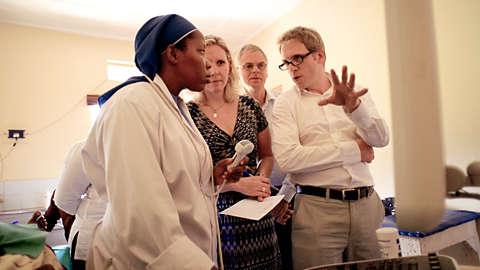 개발 도상국에서 접근할 수 있는 헬스케어