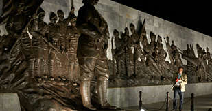 WW1 memorials