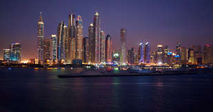Lighting up Dubai with LEDs