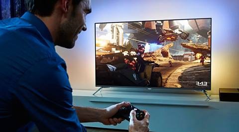 Philips Android TV: игры