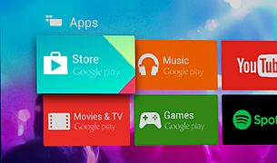 Philips Smart TV-Apps