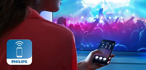 Philips TV Remote uygulaması