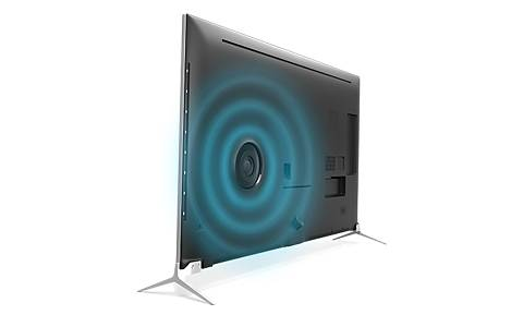Sonido natural de los TV Philips