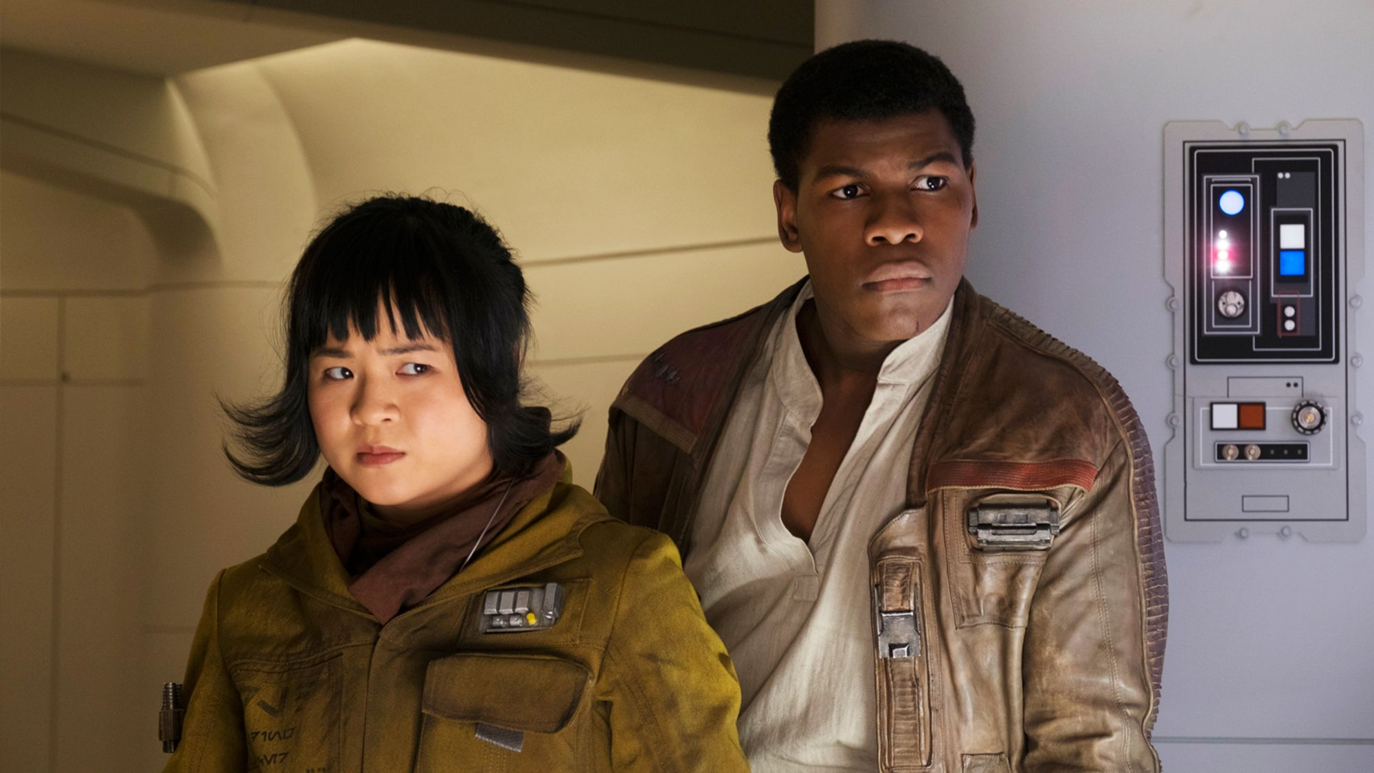 Star Wars The Last Jedi hub: Phil and  Rose
