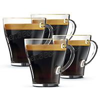 Kaffeetassen aus Glas