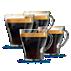 SENSEO® Tasses à café en verre