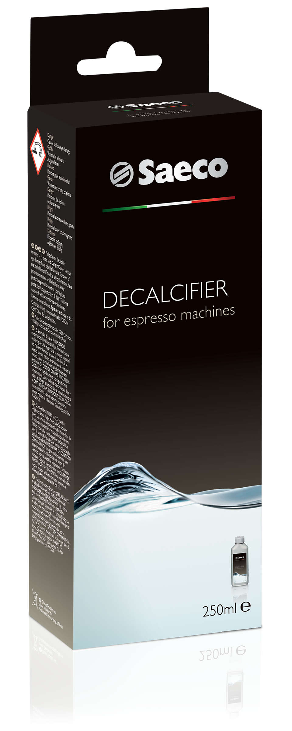 Izcila aizsardzība jūsu espresso kafijas automātam