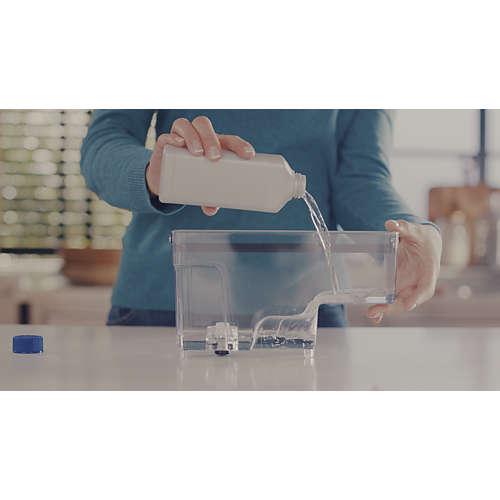 Odvápňovací přípravek pro espresovače