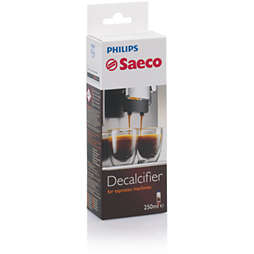 Saeco Espresso machine descaler