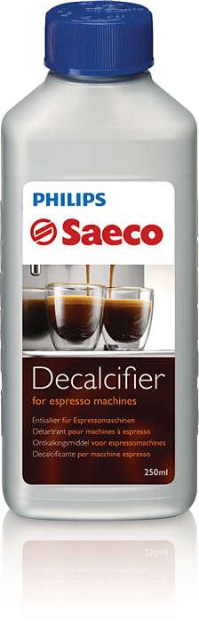 Perfecte bescherming voor uw espressomachine