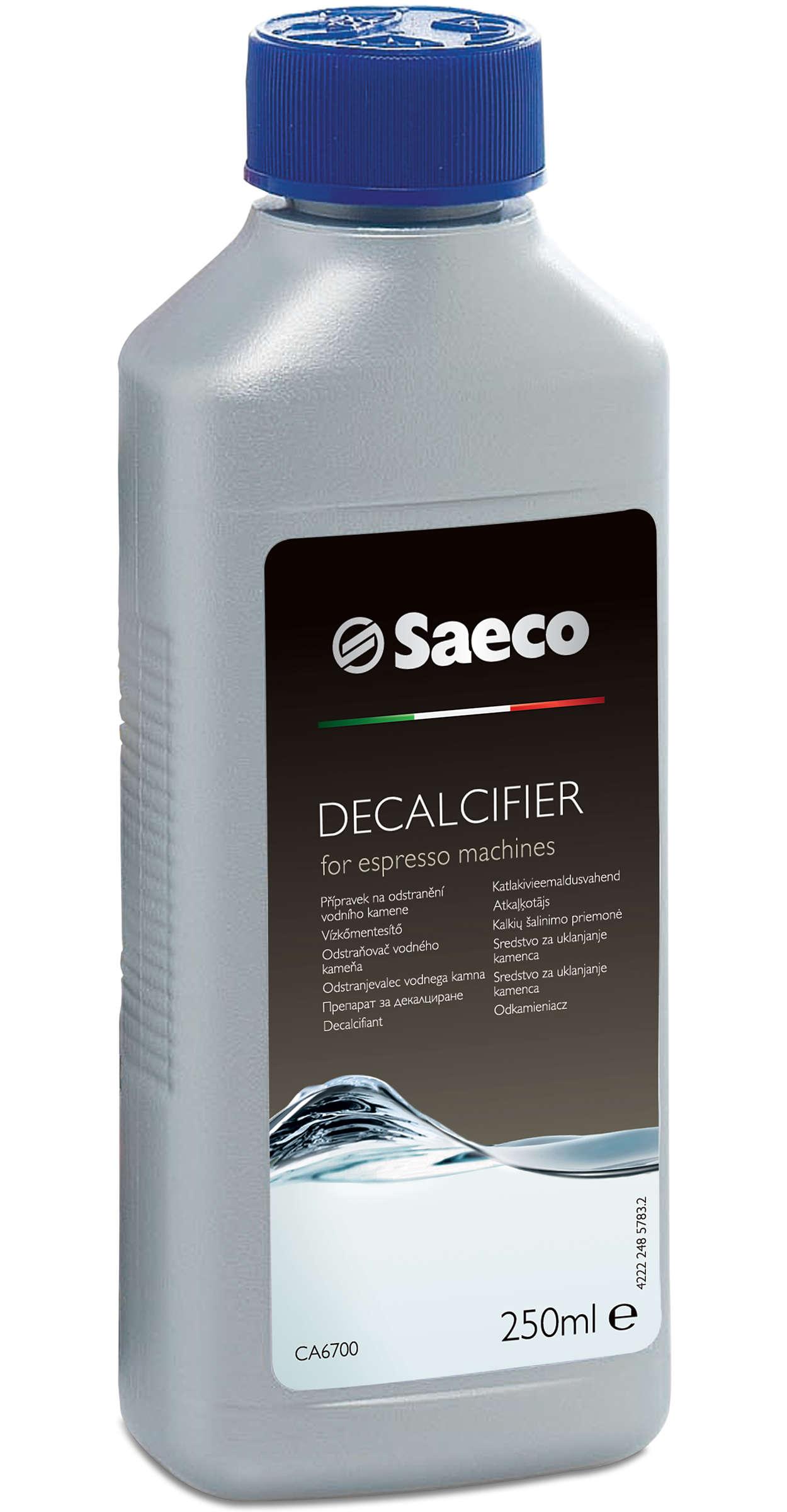 Dokonalá ochrana pro váš espresovač