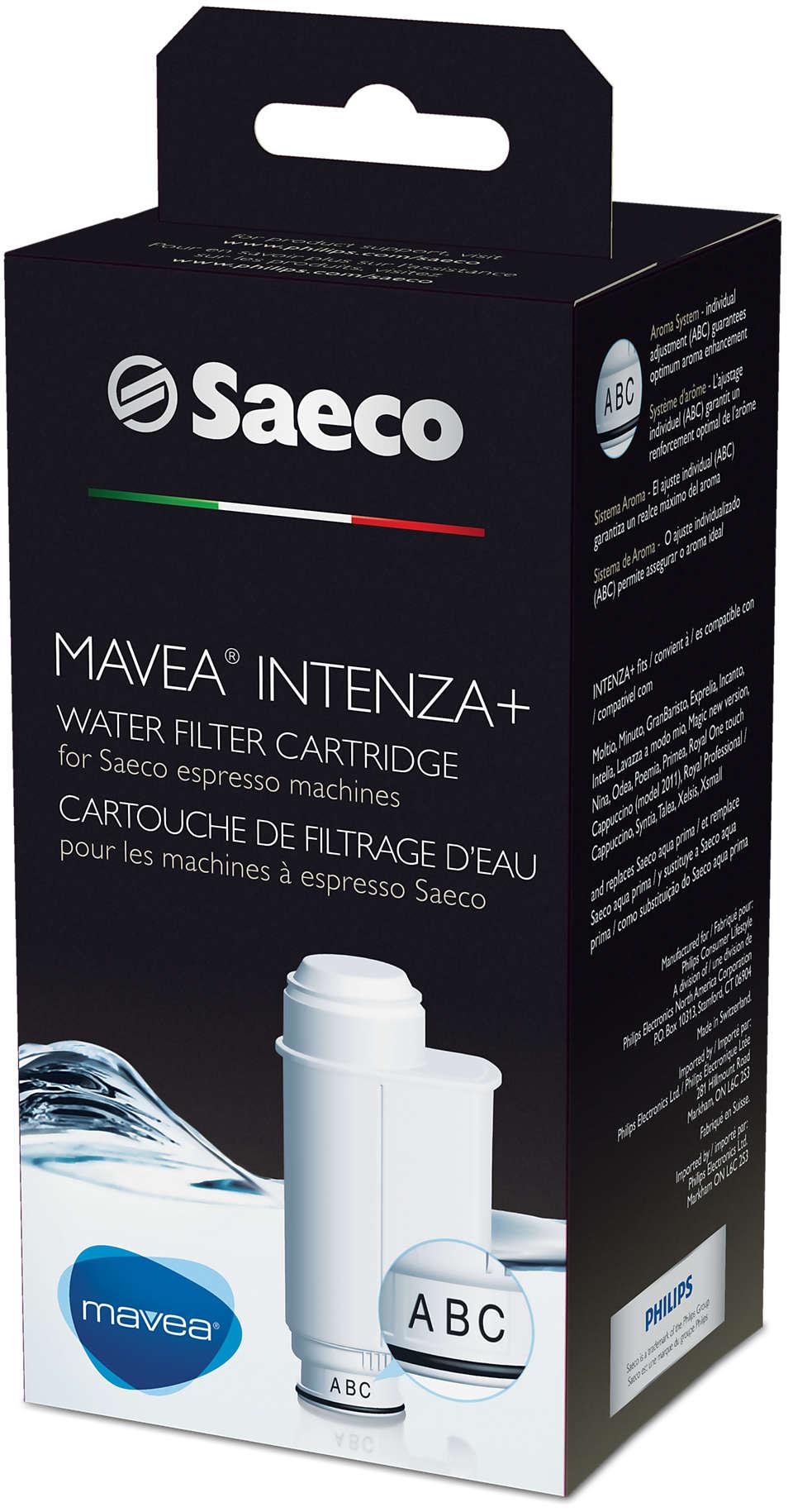 Качественная вода — для лучшего вкуса кофе