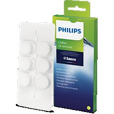CA6704/10  Tabletki odtłuszczające do bloku zaparzającego