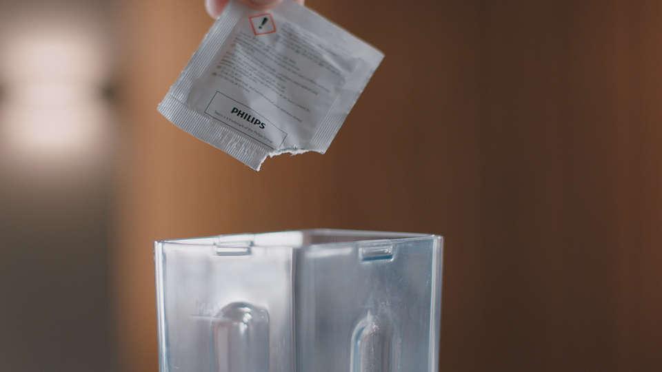 Philips CA6705//10 Milchkreislauf Reiniger für Kaffeevollautomaten 6 Beutel