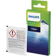 Breve med rengøringsmiddel til mælkekredsløb
