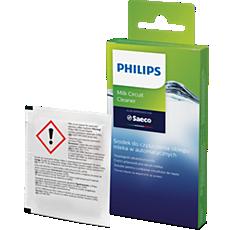 CA6705/10 -    Zakjes schoonmaakpoeder voor het melkdoorloopsysteem