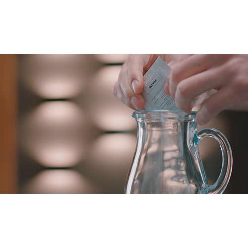 Środek do czyszczenia obiegu mleka