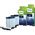 Zestaw do konserwacji ekspresu z filtrami AquaClean