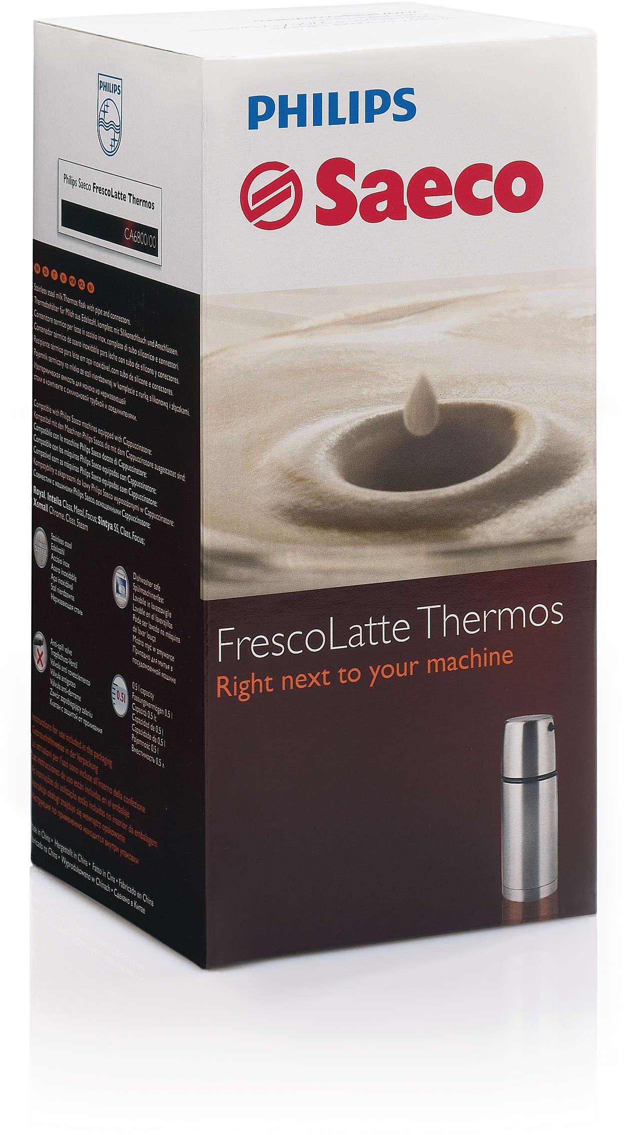FrescoLatte Thermo-Kanne