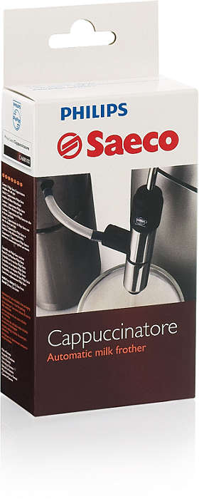 The original Italian Cappuccinatore for your Saeco