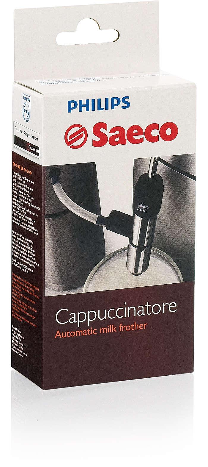 Algupärane Itaalia Cappuccino-masin teie Saecole