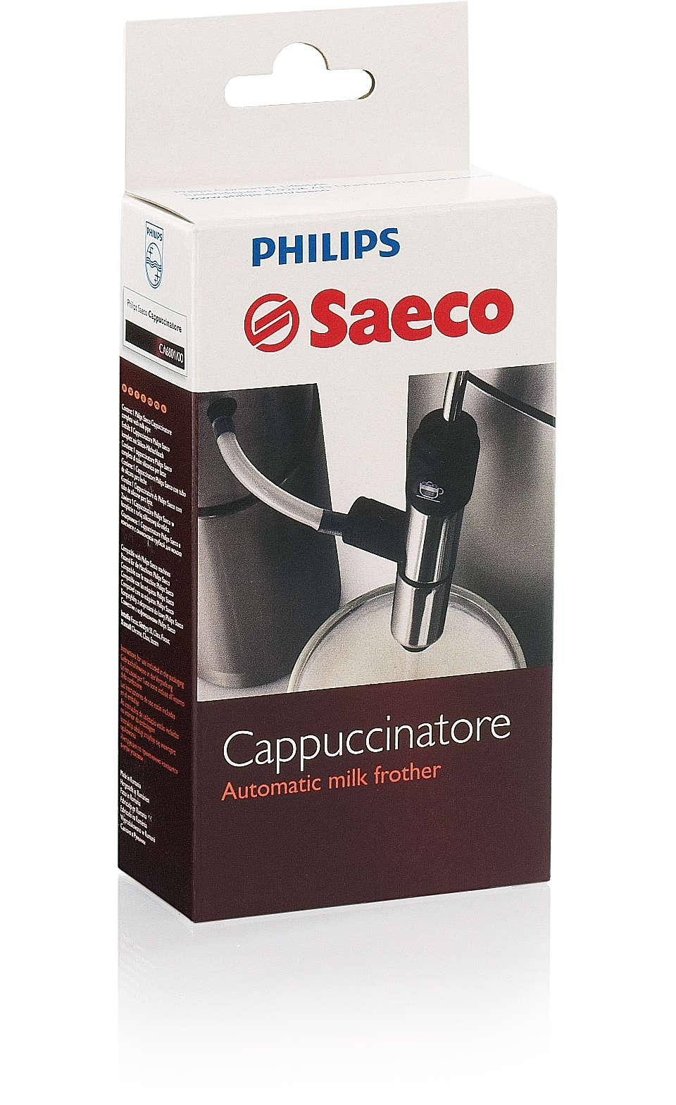 Originalni italijanski aparat za kapučino za Saeco