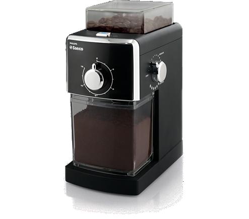 burr coffee grinder ca6804 47 saeco. Black Bedroom Furniture Sets. Home Design Ideas