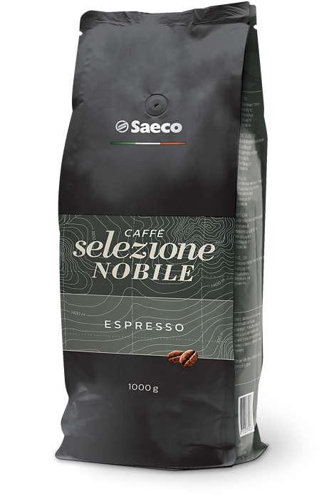 Minden a legjobb minőségű kávébabbal kezdődik