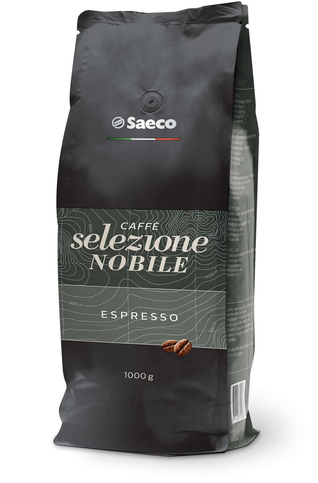 Идеальный кофе начинается с лучших зерен