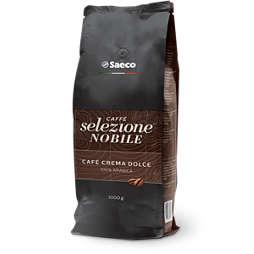 Saeco Caffè Selezione Nobile Pupelės espreso kavai