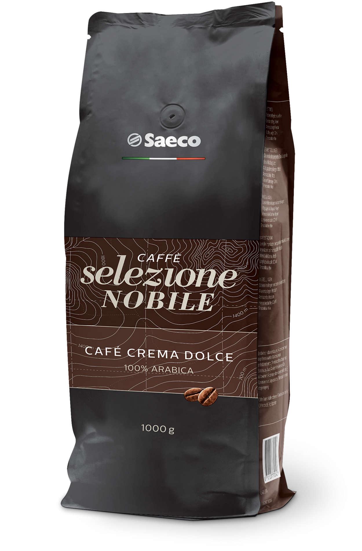 Wszystko zaczyna się od najlepszych ziaren kawy