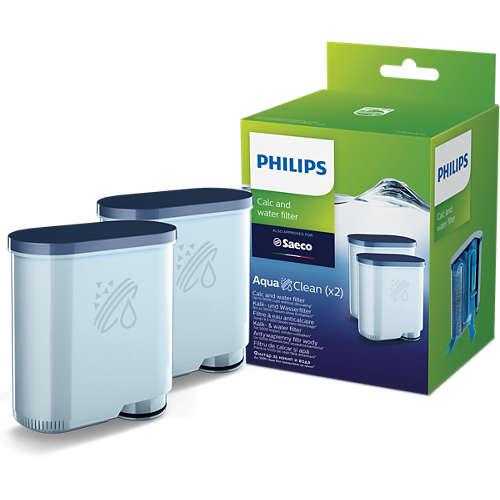 Kalk- en waterfilter