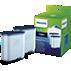 2x Antywapienny filtr wody AquaClean
