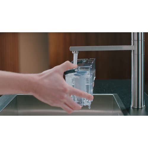 AquaClean Calc and Water filter